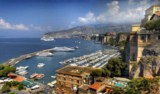 Port of Sorrento - Click to go to the town